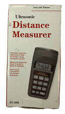 Ultrasonic Distance Measurer Team Safety GC-3005 Used Works Great