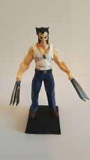 CLASSIC MARVEL FIGURINE COLLECTION LOGAN WOLVERINE