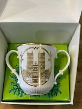 Royal Doulton Loving Cup 25th Anniversary of the Coronation Queen Elizabeth II
