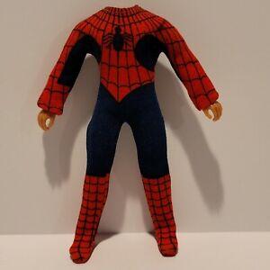 "Vintage 1970's Original Mego 8"" SPIDER-MAN Suit Outfit Clothing - SUPER NICE++!!"