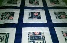 NY YANKEES   BABY QUILT