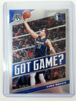2019-20 Panini Mosaic  Luka Doncic No. 11 Got Game?