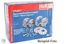 H&R DRA Spurverbreiterung Distanzscheiben Spurplatten 100mm für VW Porsche Audi