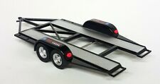 GMP 1/43 Scale - GM Performance Parts Car Trailer Set for Diecast Model Cars