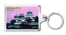 KUMAMOTO JAPAN MOD2 KEYRING SOUVENIR LLAVERO
