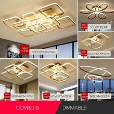 Modern bedroomlivingroom acrylic Led Chandelier Lighting Lamp Ceiling Pendantset