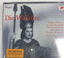 Wagner: Die Walkure, , Good Box set