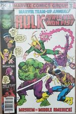 Marvel Team-Up Annual #3 NM 9.0 with bag/board published 1980