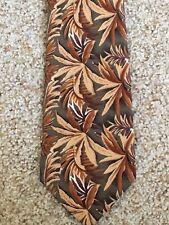 Mens Neck Tie Dress Casual Fun Red Hawaiian Dragon Palm Shark Dinosaur Island R