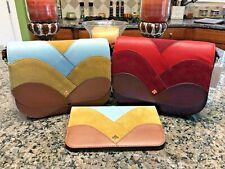 (NWT)-Kate Spade-Nadine Patchwork Bag, Wallet or Set
