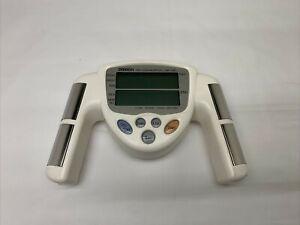 OMRON HBF-306 Handheld Fat Loss Monitor (White) Fast Shipping
