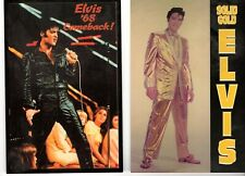 Elvis Presley Postcards Lot of 4
