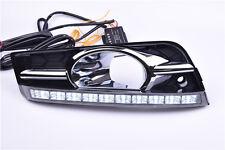 For Chevrolet Cruze 11-14 Daytime Running Lights LED Assembly Fog Lamps Newklo