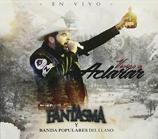 El Fantasma - Vengo A Aclarar [New CD]