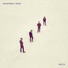 Mumford and Sons Delta CD 14 Track (7707101) Europe Island 2018