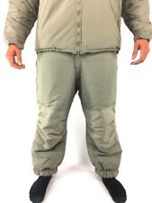Primaloft Extreme Cold Weather Pants, Army ECWCS Gen III Level 7 Trousers Large