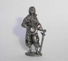 Kinder ancien en métal Mettalfiguren Musketiere 1988  n°2 Messing 40mm