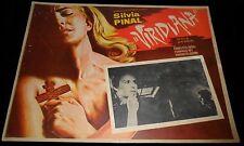 1961 Viridiana ORIGINAL MEXICAN LOBBY CARD Luis Bunuel Silvia Pinal A