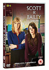 Scott And Bailey - Series 2 - Complete (DVD, 2012, 2-Disc Set)