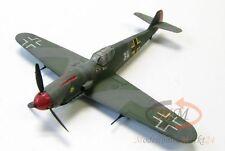 Forces aériennes couteau schmitt BF 109 46 avion 34 terminé modèle scale environ 1:72
