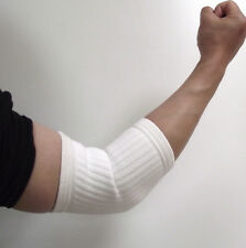A Pair of Elastic Elbow Support / Guard / Brace
