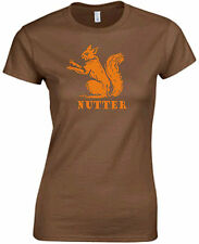 Mujer ARDILLA NUTTER Camiseta Mujer Top