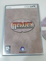 HEROES V OF MIGHT AND MAGIC JUEGO PARA PC CASTELLANO DVD-ROM UBISOFT CODEGAME