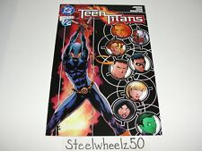 Teen Titans #1/2 Comic Dc 2003 Wizard Mail Away Origin Ravager Geoff Johns Reis
