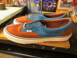 Vans Era Sf Corduroy Sequoia Corsair Size US 13 Men New