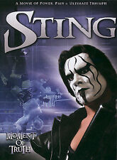 Sting - Moment of Truth (DVD)