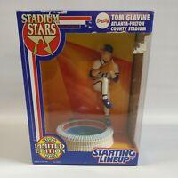 Tom Glavine Starting Lineup Stadium Stars Atlanta Braves 1994 Limited Edition