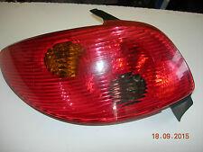Peugeot 206 REAR LIGHT,206 bulb holder BACK LIGHT N/S