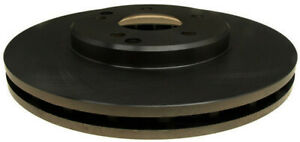 Disc Brake Rotor-Non-Coated Front ACDelco Advantage 18A1112A - Fast Shipping
