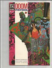 Doom Patrol 22,23,24,25,26 (1989) CAMEO AND 1ST APPEARANCE MR. NEGATIVE!!  TV !!