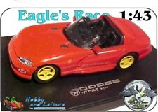 Eagle's Race 62200, 1/43,Dodge Viper RT/10 1996 Red, Open Top Universal Hobbies