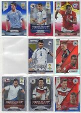 EMIR SPAHIC BOSNIA BAYER 04 2014 PRIZM FIFA WORLD CUP STARS BLUE RED WHITE #