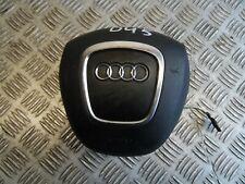 AUDI A6 C6 2004-2008 O/S STEERING WHEEL DRIVER AIR  BAG - 4F0880201 BH (D45)