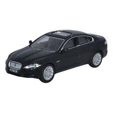Oxford OXF76XF004 Jaguar XF noir metalique échelle 1:76 (205995) Nouveau! °
