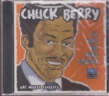 chuck berry arc music classics cd promo new