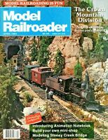 Model Railroader Magazine - April 1991
