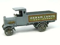 Matchbox Lesney Y6-1 AEC 'Y' Type Lorry 'OSRAM LAMPS'