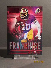 2014 Panini Hot Rookies Franchise Red #F19 Robert Griffin III SN 02/20