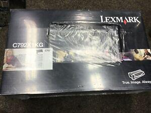 Lexmark Toner C792X1KG Black extra High Yield für C792 serie OVP + Original