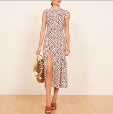 Reformation Gavin Ambrosia Dress 4 S