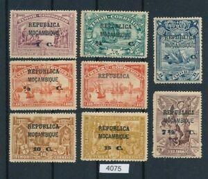 Mosambik  #4075