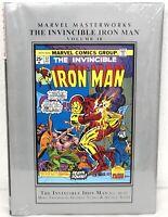 The Invincible Iron Man Marvel Masterworks Volume 10 HC Hardcover New Sealed