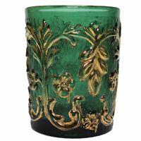 Beaumont Glass Company Emerald Green Tumbler
