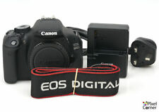 Canon EOS 600D 18MP DSLR Digital camera body Superb! Low Shots! 053022006515