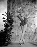 8x10 Print Sheree North Sexy Leggy Bathing Suit 1954 #SN00