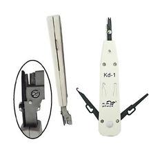 Crimper RJ45 RJ11 RJ12 Cat5e Cat6e Network PC Cable Punch Down Impact Tool